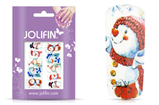Jolifin Tattoo Wrap - Christmas Nr. 3