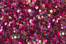Jolifin LAVENI Luxury Glitter - red berry