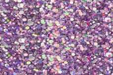 Jolifin LAVENI Luxury Glitter - lavender