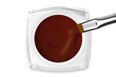 Jolifin LAVENI Farbgel - hazelnut red 5ml