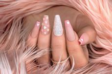 Jolifin LAVENI Diamond Dust - grey mermaid