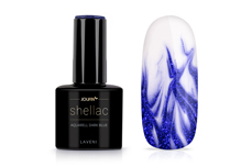 Jolifin LAVENI Shellac Aquarell - dark blue 12ml