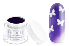 Jolifin Ombre-Gel - purple 5ml
