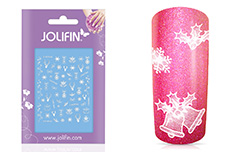 Jolifin XL Sticker Christmas Nr. 4