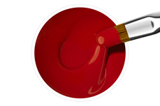 Jolifin Ombre-Gel - red 5ml