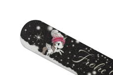 Jolifin LAVENI Weihnachtsfeile - Sweet Unicorn 180/240