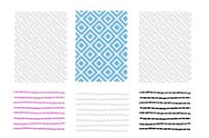 Jolifin LAVENI XL Sticker Wrap - Nr. 1 color