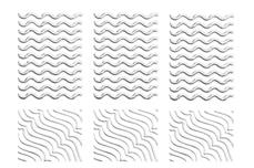 Jolifin LAVENI XL Sticker Wrap - Nr. 3 silver