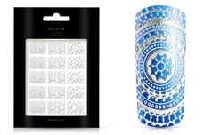 Jolifin LAVENI XL Sticker Wrap - Nr. 6 silver