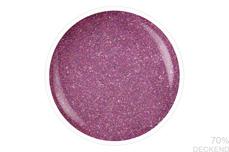 Jolifin LAVENI Shellac - rosy hologramm Glitter 12ml