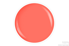Jolifin LAVENI Shellac - salmon orange 12ml