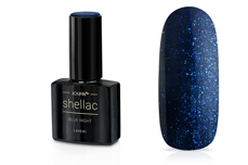 Jolifin LAVENI Shellac - blue night 12ml