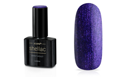 Jolifin LAVENI Shellac - shiny violet 12ml