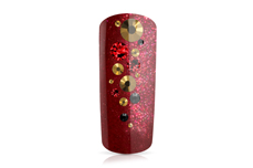 Jolifin LAVENI Strass-Display - Christmas Colors