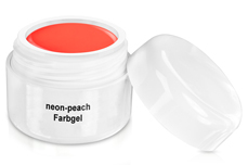 Farbgel neon-peach 5ml