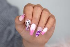Jolifin LAVENI Shellac - Thermo russet-pink 12ml