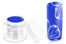 Jolifin Farbgel topas blue 5ml