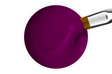 Farbgel neon-lila 5ml