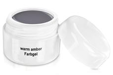 Farbgel warm amber 5ml