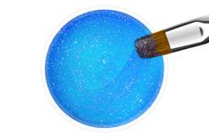 Jolifin Glasgel baby-blue Glimmer 5ml