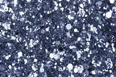 Jolifin LAVENI Sparkle Glitter - night grey
