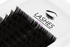 Jolifin Lashes - SingleBox 13mm - 1:1 C-Curl 0,15
