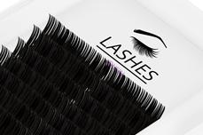 Jolifin Lashes - SingleBox 14mm - 1:1 C-Curl 0,15