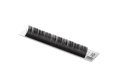 Jolifin Lashes - SingleBox Flat 10mm - 1:1 D-Curl 0,15