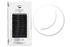 Jolifin Lashes - SingleBox 11mm - Volumen C-Curl 0,05