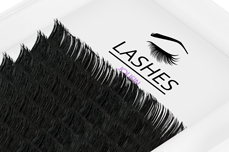 Jolifin Lashes - SingleBox 11mm - Volumen D-Curl 0,05