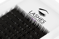 Jolifin Lashes - SingleBox 8mm - Volumen C-Curl 0,07