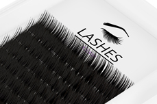 Jolifin Lashes - SingleBox 10mm - Volumen C-Curl 0,07