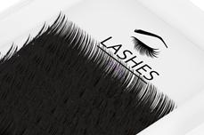 Jolifin Lashes - SingleBox 12mm - Volumen C-Curl 0,07