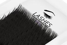 Jolifin Lashes - SingleBox 13mm - Volumen C-Curl 0,07
