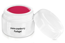 Farbgel pure-cranberry 5ml