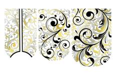 Jolifin Metallic Tattoo Wrap 28