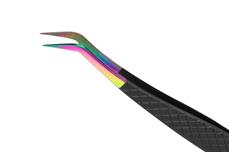 Jolifin Lashes - Premium Pinzette eckig Typ 3