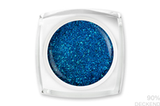 Jolifin LAVENI Farbgel - sparkle chrome blue 5ml
