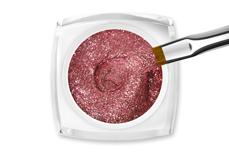 Jolifin LAVENI Farbgel - sparkle chrome rosy 5ml