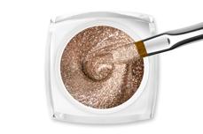 Jolifin LAVENI Farbgel - sparkle chrome bronze 5ml