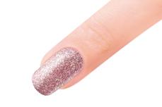 Jolifin LAVENI Farbgel - sparkle chrome rosé-gold 5ml