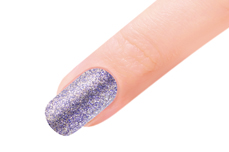 Jolifin LAVENI Farbgel - sparkle chrome lavender 5ml