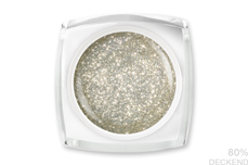 Jolifin LAVENI Farbgel - sparkle chrome champagne 5ml