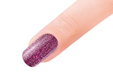 Jolifin LAVENI Farbgel - sparkle chrome berry 5ml