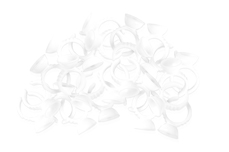 Jolifin Lashes - Kleberinge 24 Stück