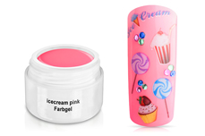 Farbgel icecream pink 5ml
