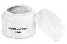 Farbgel Nightshine silver 5ml