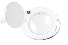LED-Lupenleuchte mit 60 LEDs + Standfuß für Lupenleuchte