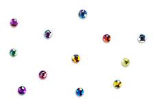 Jolifin Strass-Display - pastellfarben irisierend