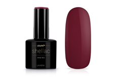 Jolifin LAVENI Shellac - wine red 12ml